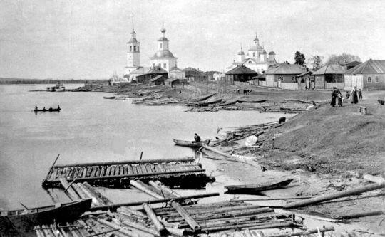 Преображенский собор фото 1909 года